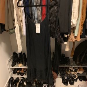 Zara NWT maxi dress